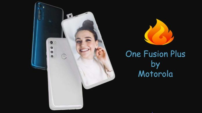 Moto One Fusion Plus specifications