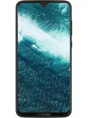 Motorola One Fusion Plus Display