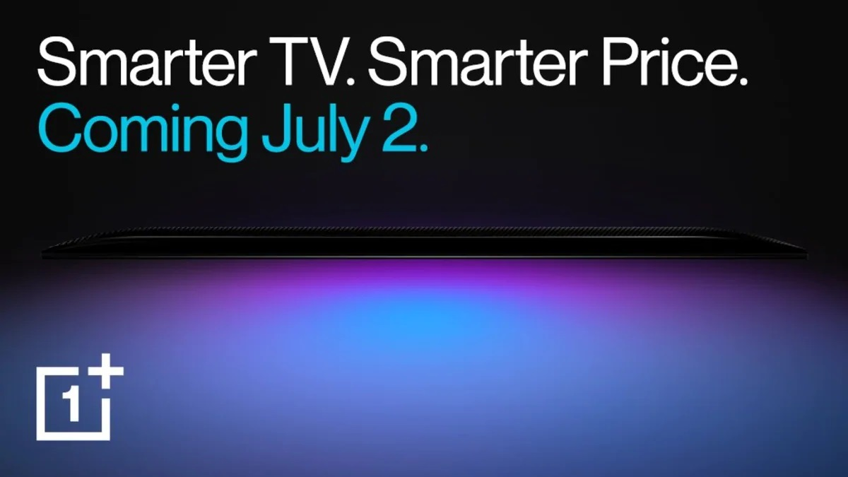 OnePlus Smart TV launch date