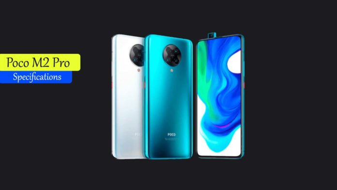 Poco M2 Pro specifications