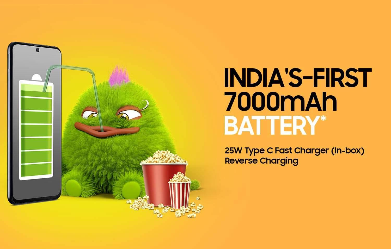 Samsung M51 Battery