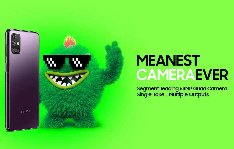 Samsung M51 Camera