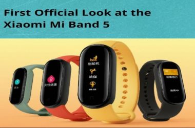 Xiaomi Mi Band 5 Specifications