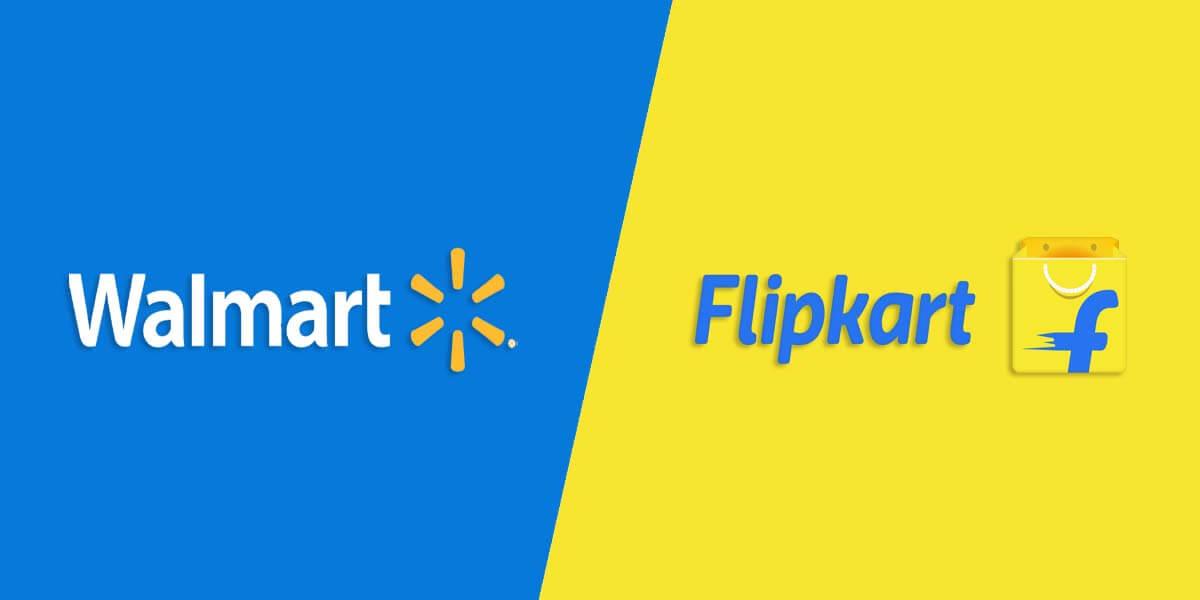 Flipkart Grocery Store with Walmart