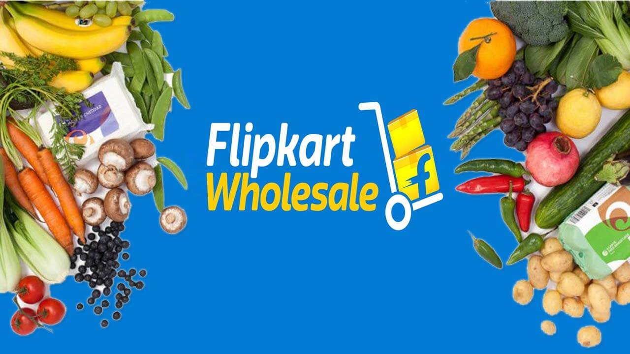 Flipkart Wholesale launch
