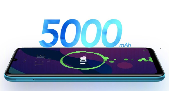 Honor 9A Battery