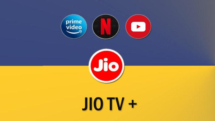 Jio TV Plus