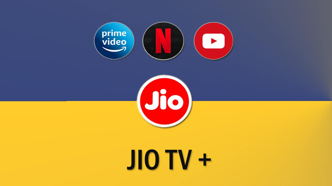 Jio TV Plus