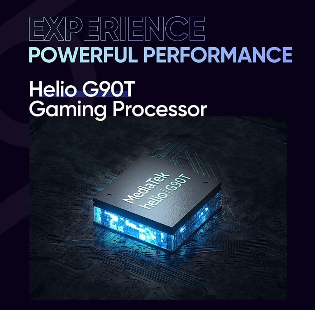 Realme 6i Processor