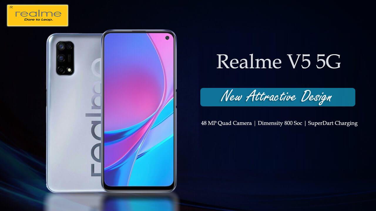 Realme V5 5G features