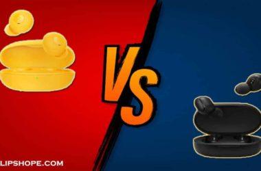 Redmi Earbuds S vs Realme Buds Q
