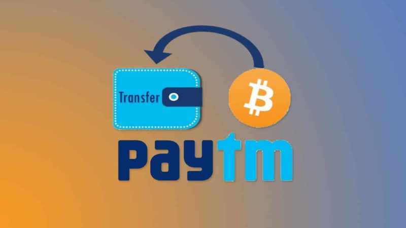 Trick to transfer bitcoins to patym or paypal