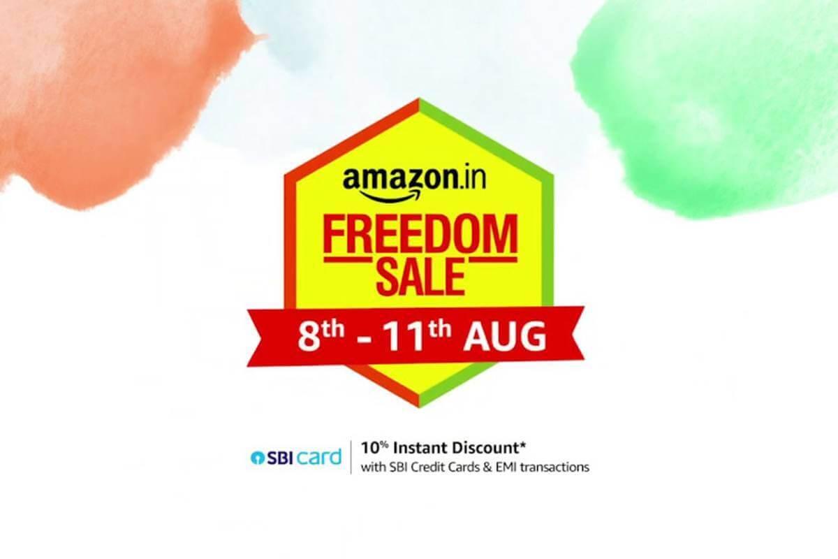Amazon Freedom Sale Offers 2020