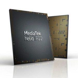 MediaTek helio 22
