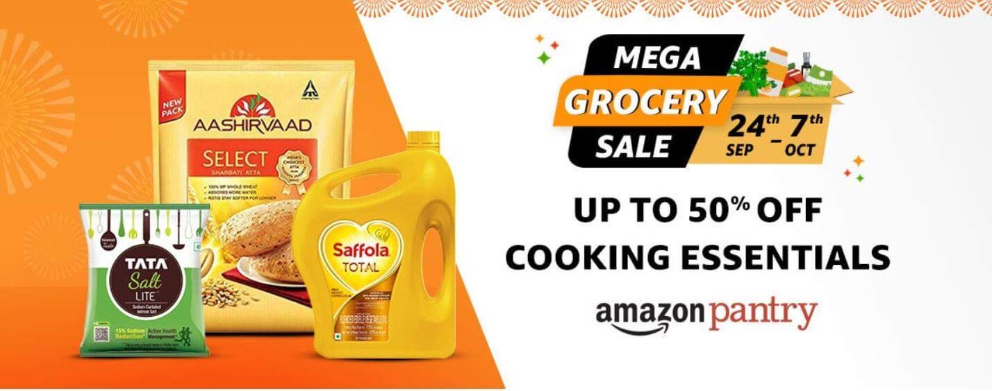 Amazon Pantry Mega Sale