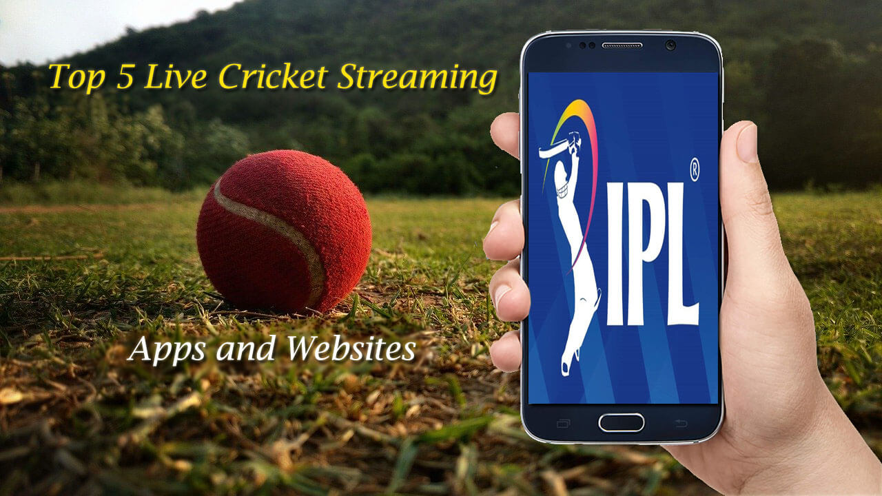 5 Best Live Cricket Streaming Apps And Websites Cricket Live Streaming