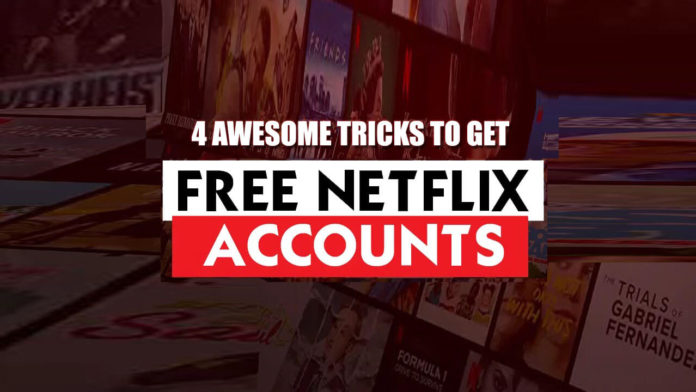 Free Netflix Account List