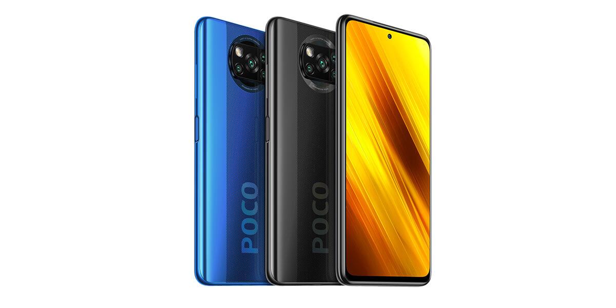 POCO X3 Colors