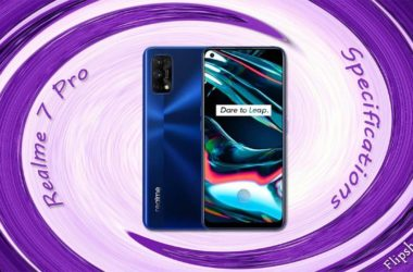 Realme 7 Pro Specifications Details