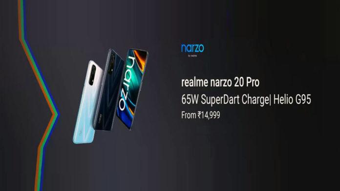 Realme Narzo 20 Pro Specifications