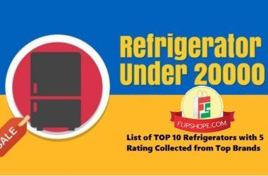 Best Refrigerator Under 20000 in India 2020