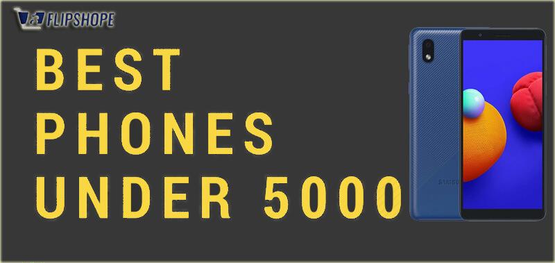 Top 10 Mobile Phones under Rs 5000 in India (Oct. 2020) | Specs & Price