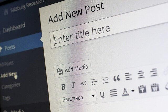 Wordpress best blogging platform