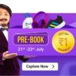 flipkart pre book sale 2021 big saving days