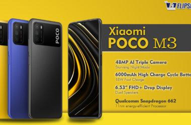 Poco M3 Specifications