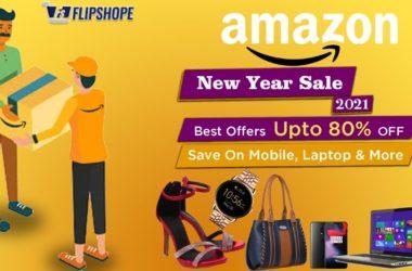 Amazon New Year Sale 2021