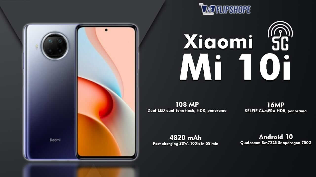 Mi 10i Specifications