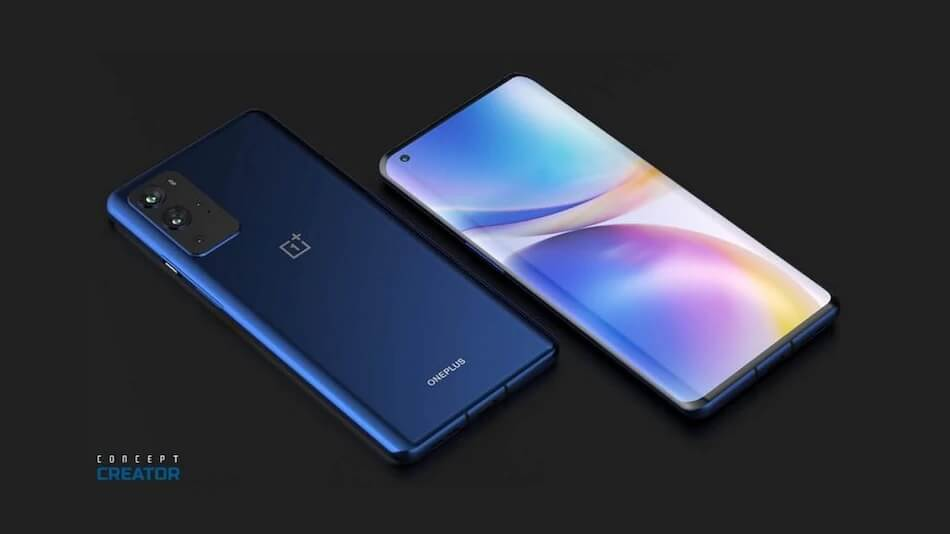 OnePlus 9 - Upcoming Phone in India