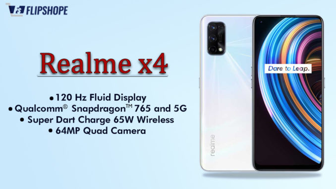 Realme X4 Specifications