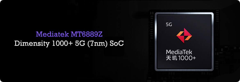 realme x7 pro processor