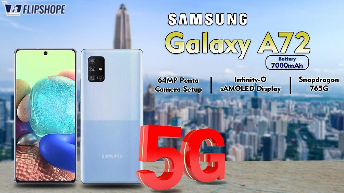 samsung galaxy a72 specifications