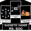 tech gadgets under 500