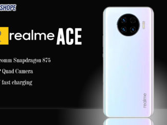 Realme Ace Specifications