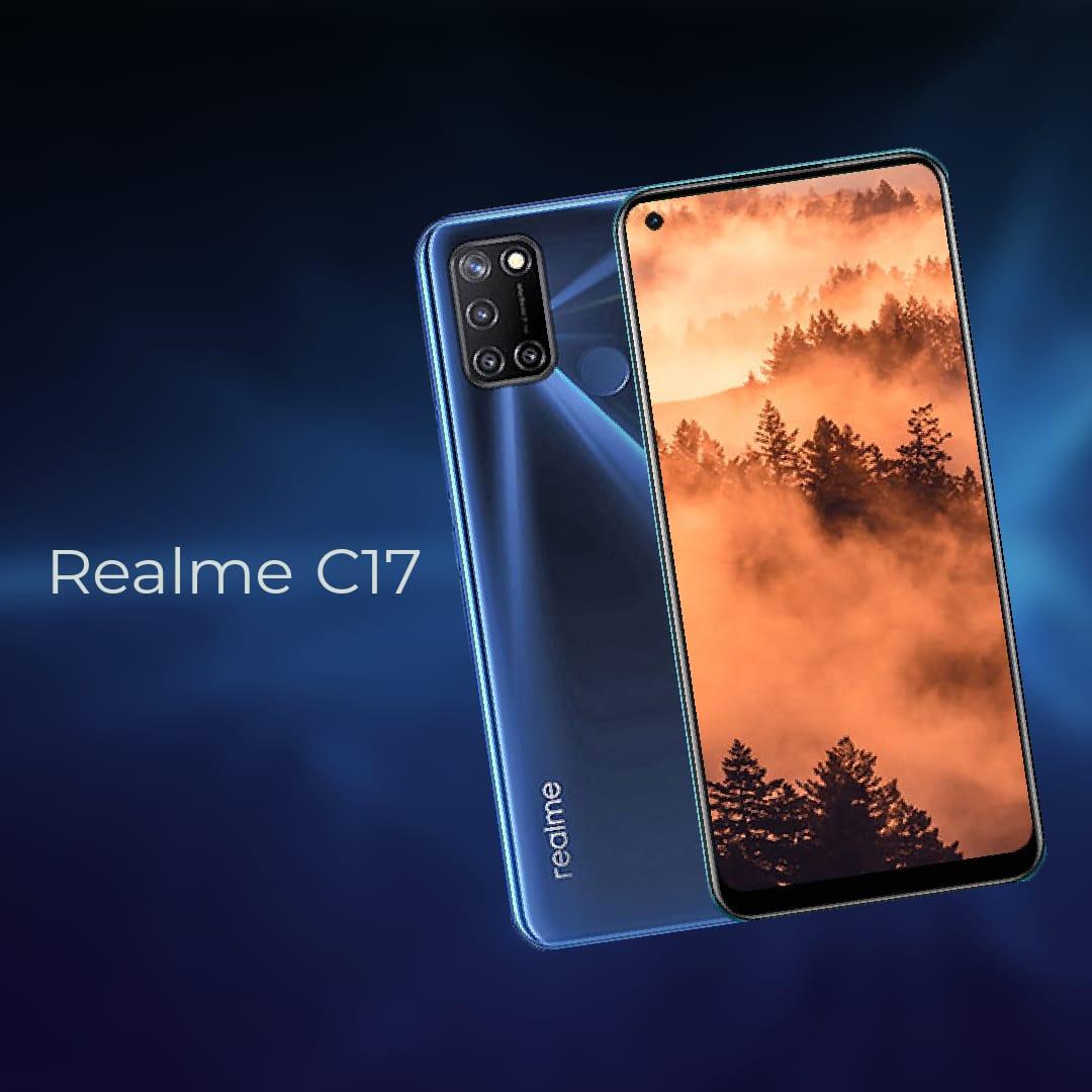 Realme C17 Platform and Memory specs