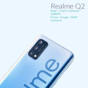 Realme Q2 Camera Specs