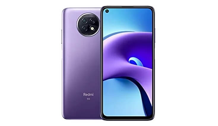 Redmi Note 9T specifications - display