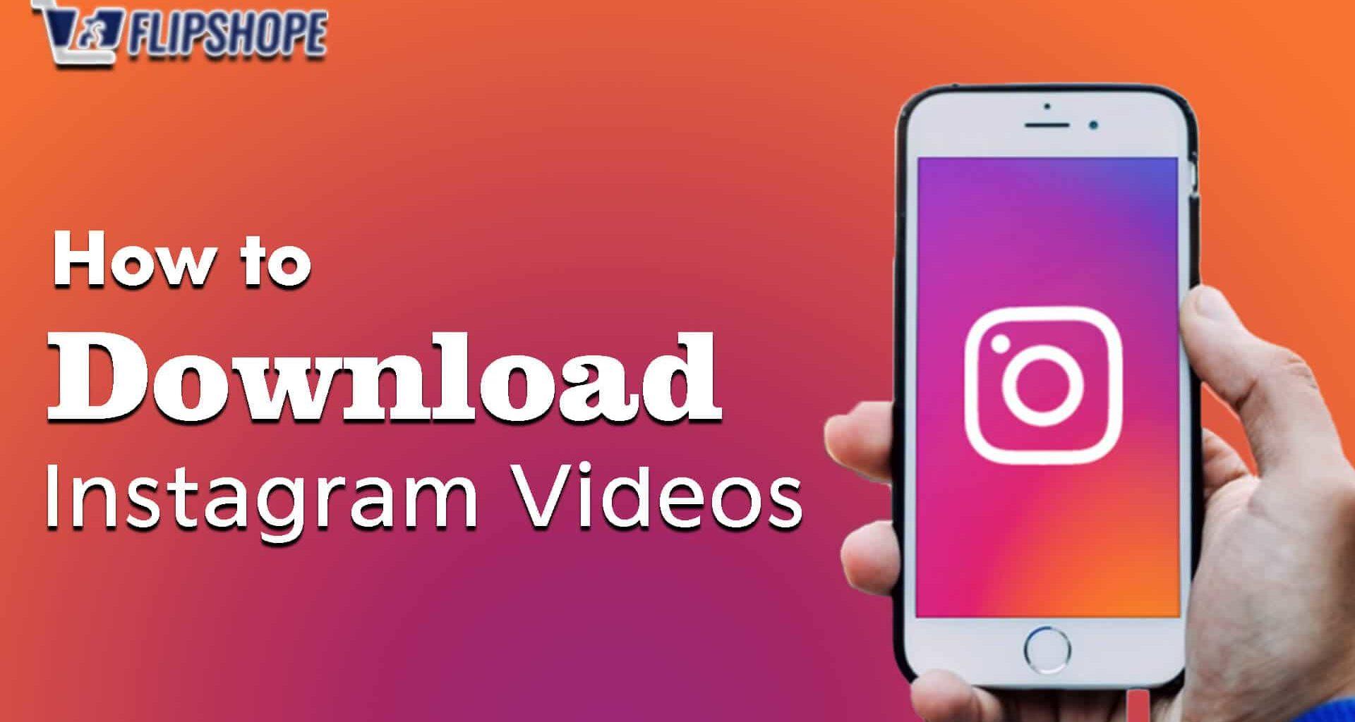 instgram video download