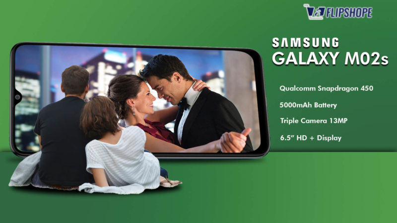 samsung galaxy m02s specifications