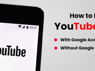 How to Make YouTube Channel