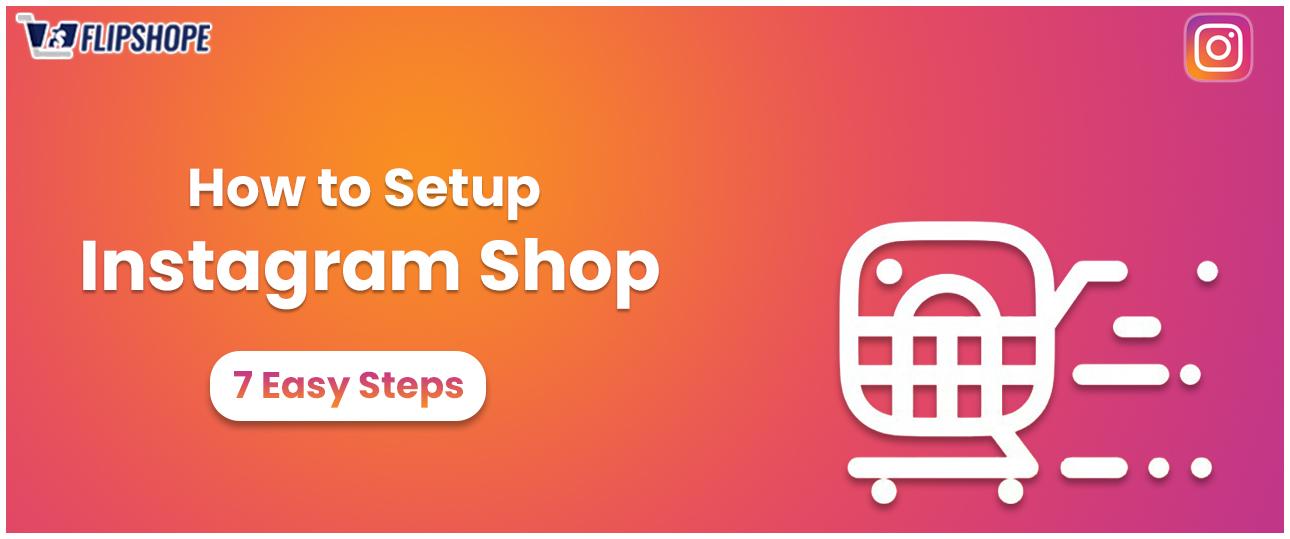 How to setup Instagram Shop