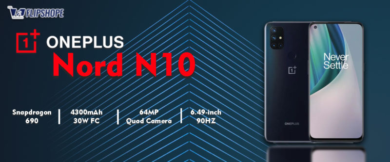 OnePlus Nord N10 5G Specifications