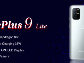 Oneplus 9 Lite Specifications