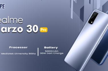 Realme Narzo 30 Pro Specifications
