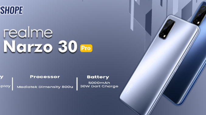 Realme Narzo 30 Pro Specifications