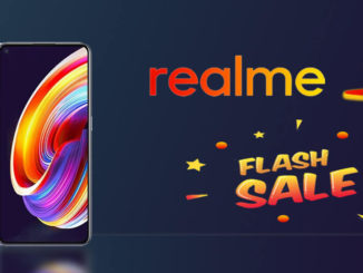 Realme X7 Pro Flash Sale Date