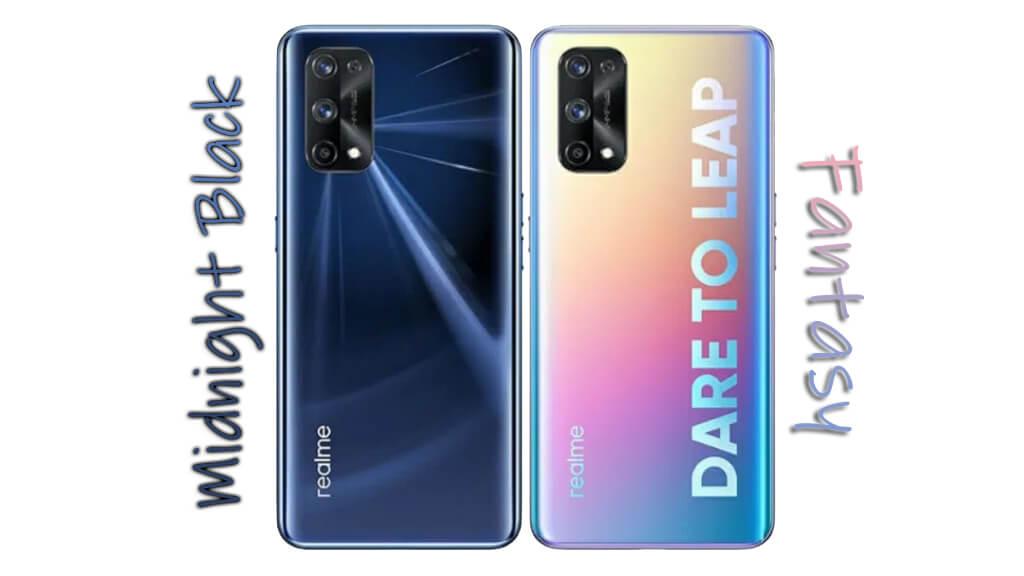 Realme X7 Pro colors